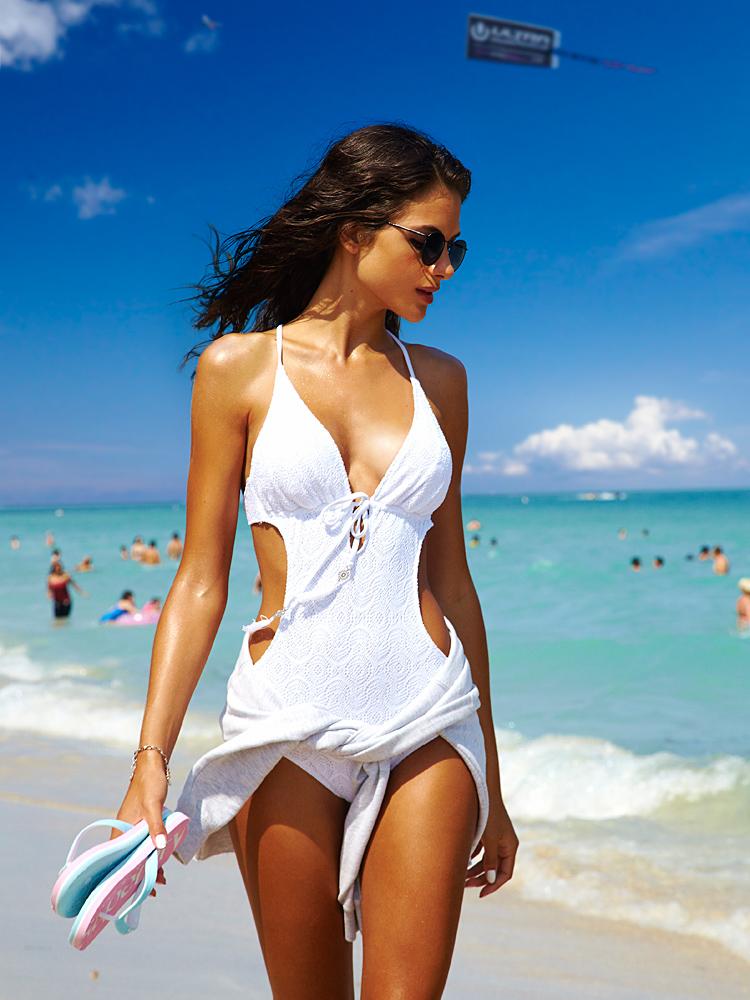 Question interesting, beach bikini fun